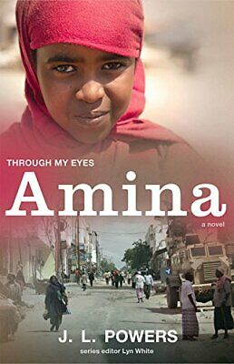 Amina: Through my Eyes by Powers, White  New 9781743312490 Fast Free Shipping..