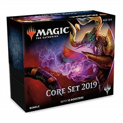 Magic: the Gathering Core Set 2019 Bundle (MTG) (M19) 10 Booster Packs + Access