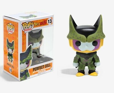 Funko POP Animation Dragonball Z Perfect Cell Form Vinyl Action Figure Toy #13