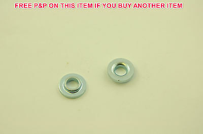 "BMX Bicycle dropout axle adapters 3//8/"" 10mm to 14mm titanium grade5"