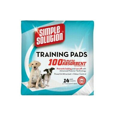 Puppy Trainer Training Pads Indoor Floor Toilet Pee Potty Wee Mats for Dogs Pets