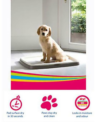 Savic Puppy Trainer Starter Kit Perfect for Toilet Training 15, 30 and 50 Pcs