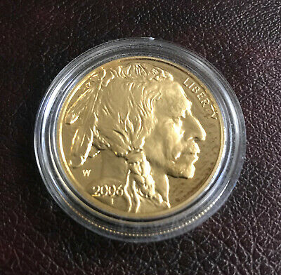 2006-W American Buffalo 1oz Gold Proof Coin