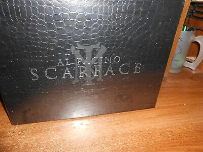 Scarface Al Pacino Two-Disc Anniversary Edition Gift Box With Extras Sealed Fr S