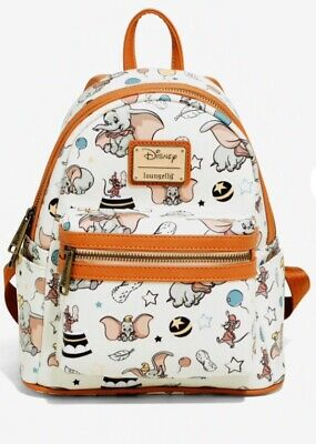 75566341544 NEW WITH TAGS! Loungefly Disney Dumbo Icons Mini Backpack! Precious ...
