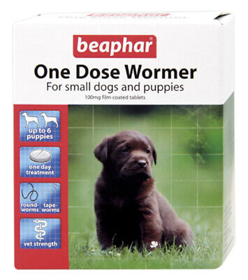 Beaphar Worming Tablets