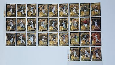 1999 SPx Power Explosion Set (30) *** Extremely Hard to Complete ***