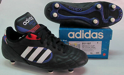 Monde Coupe Vintage Neuf 86 Foot Eur Chaussures Adidas Du Mexico nqYRICHw