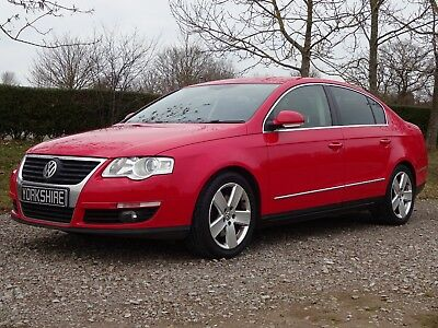 2007 Volkswagen Passat 2.0 Tdi Sport * 12 Months Mot * * Huge Specification *