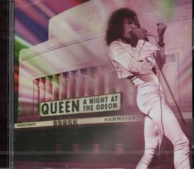Queen - A Night At The Odeon      *new & Sealed Cd Album*