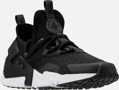 NIKE AIR HUARACHE Drift BR Breeze Casual Shoes Black White