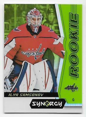 18/19 UPPER DECK SYNERGY ROOKIES TIER 2 GREEN /199 (#76-90) U-Pick From List