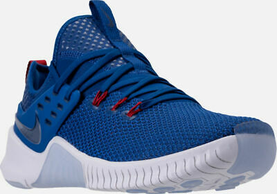 super popular a524c afed8 Nike Metcon Free Americana Training Gym Shoes Blue   White   Red Sz 8  AQ0630 441