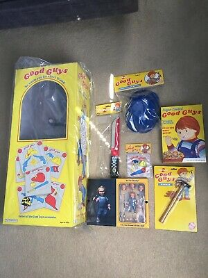 Child's Play 2 Chucky Doll ALL KICKSTARTER EXCLUSIVES Trick or Treat Studios
