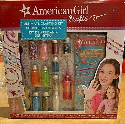American Girl Ultimate Crafting Kit New 17 09 Picclick
