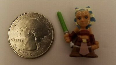 Disney Hasbro Star Wars Micro Force Series One 1 Wicket The Ewok From Blind Bag