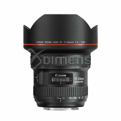Canon EF 11-24mm f/4L USM Stock from EU genuino