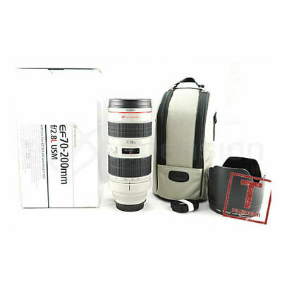 Canon EF 70-200mm f/2.8L USM Lens Stock from EU nuovo