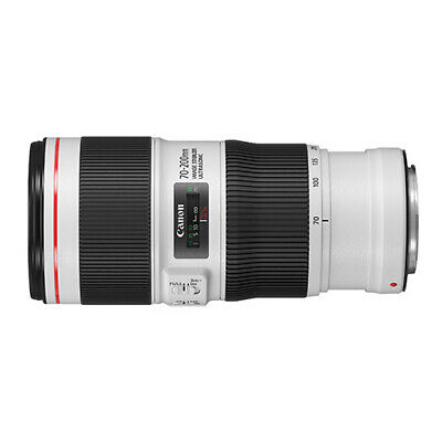 Canon EF 70-200mm f/4L IS II USM Lens Stock from EU nuovo