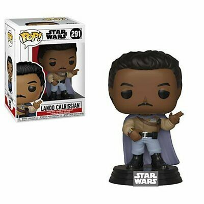 Star Wars General Lando Calrissian Funko Pop Vinyl Figure Return Of Jedi #291