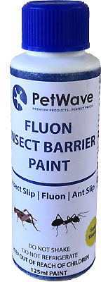 Fluon 125ml | Free Shipping | Insect Barrier Paint for Roaches  PetWave