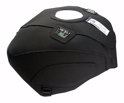BAGSTER Aprilia RSV4 Factory 2014 > 2017 TANK PROTECTOR COVER Competition Black