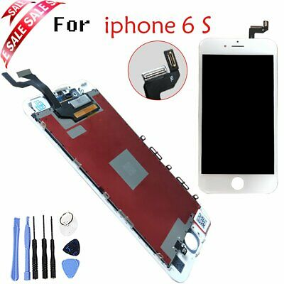 """Assembly For White iPhone 6s Digitizer LCD Touch Screen Display 4.7"""""""