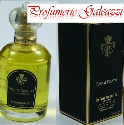 TOWN & COUNTRY THE CROWN PERFUMERY CO. EDT NATURAL SPRAY VAPO - 50 ml