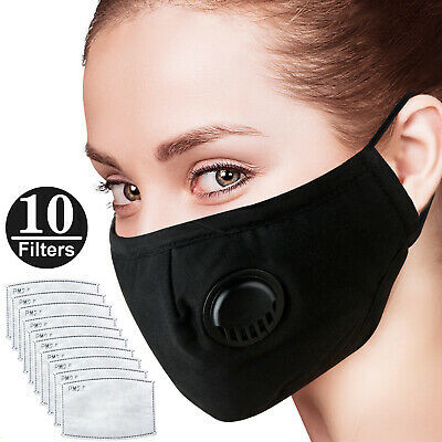 Masks Anti-Dust, Smoke, Gas and Allergies Adjustable and Reusable N95 Protection