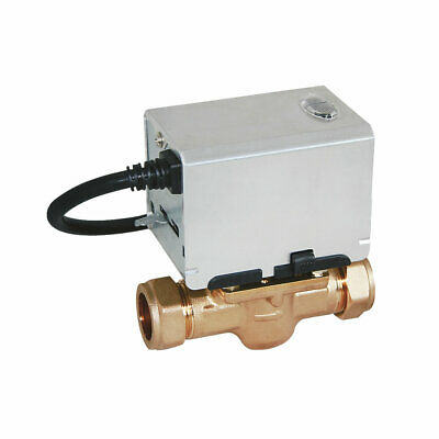 Strom Sszv2222 2 Port Motorised Valve 22Mm Heating Valve