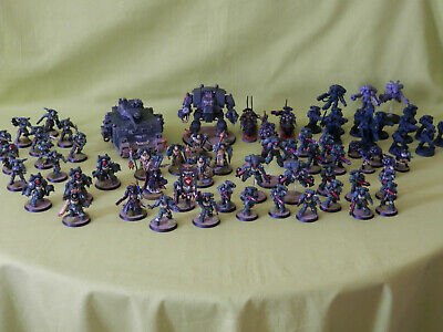Warhammer 40K Primaris Space Marine Dark Angels Army - Many Units To Choose From