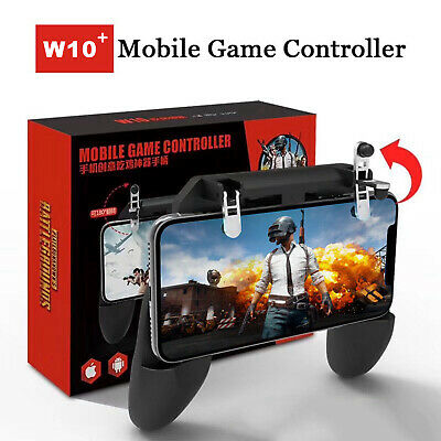 iOS Android Phone Game Controller Gamepad Joystick Fire Trigger Fr PUBG Fortnite