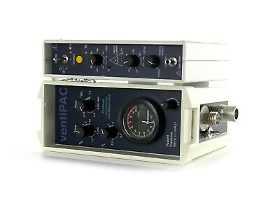 Smiths Medical Anaesthetic Ventilator ventiPAC and alarmPAC Adult Child Neonate