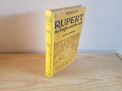 RUPERT LITTLE BEAR LIBRARY No. 8 Rupert, the Knight and the Lady