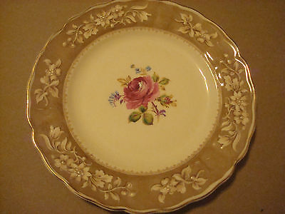 Grindley Marlborough Royal Petal Series Bread and Butter Plate Woodstock Pattern