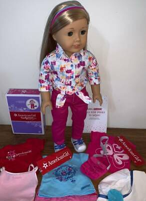 Dance American Girl Doll Isabelle/'s Mix and Match Sweater Outfit Ballet NEW!