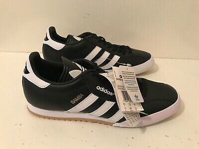 e2971bcdd3d680 ADIDAS SAMBA SUPER Leather Upper Trainers Pumps Running Sneakers ...