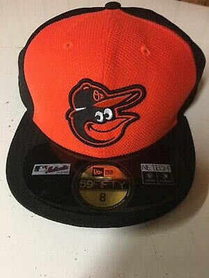 26f76a7c00e BALTIMORE ORIOLES NEW Era MLB Authentic Collection 59Fifty
