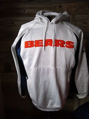 76815eb2c Chicago Bears Hoodie Reebok Genuine NFL men s Size M