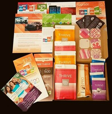 Thrive Experience 7 Day Trial PLUS Protein Bar & Weight Loss Patches