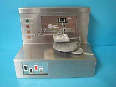 Spiral Systems Model D Petri Dish Plater Bacteria Counter