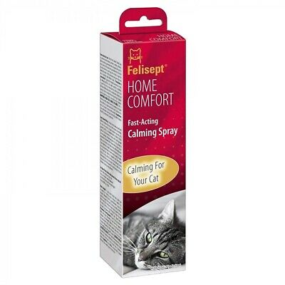 Felisept Home Comfort Fast-Acting Calming Spray for Cats