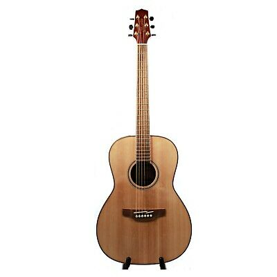 "Takamine New Yorker Acoustic / Electric Guitar; Natural Finish, Model ""GY93E"""