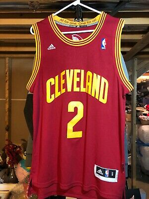 Cleveland Cavaliers Kyrie Irving  2 Basketball Jersey Men s Size S NBA  Adidas 1df070bb6