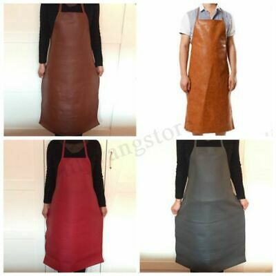 Leather Welding Apron Equipment Welder Heat Insulation Protection Apron