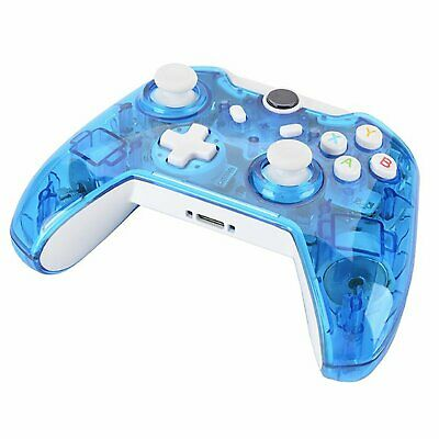 Wireless Controller Gamepad w/ LED Flashing For Microsoft Xbox One Controller