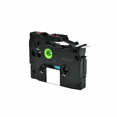 Insten Compatible Brother TZe211 Black on White Tape for Brother P-Touchs