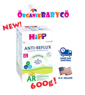 HiPP AR Anti-Reflux - Infant Formula FROM DAY 1 - FREE Shipping!!!