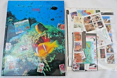 Sealed 1994 Commemorative Stamp Collection Yearbook USPS Mint Set Album w Stamps