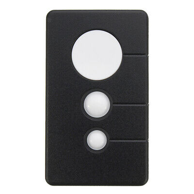 390MHz Electric Garage Door Remote Opener 3 Button For Chamberlain